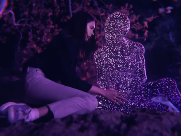 watch bat for lashes short film light beings starring the leftovers