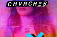 "Chvrches – ""My Enemy"" (Feat. Matt Berninger)"