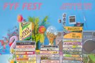 FYF Fest 2018 Lineup