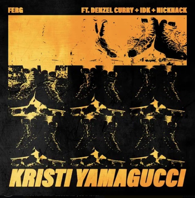 ASAP Ferg - Kristi YamaGucci