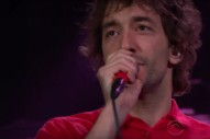 Watch Albert Hammond Jr. Sing &#8220;Set To Attack&#8221; On <em>James Corden</em>