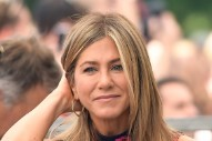 Jennifer Aniston Denies Biting Beyoncé