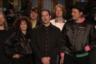 Watch Bill Hader Argue With Arcade Fire About Their Own Band Name In <em>SNL</em> Promo