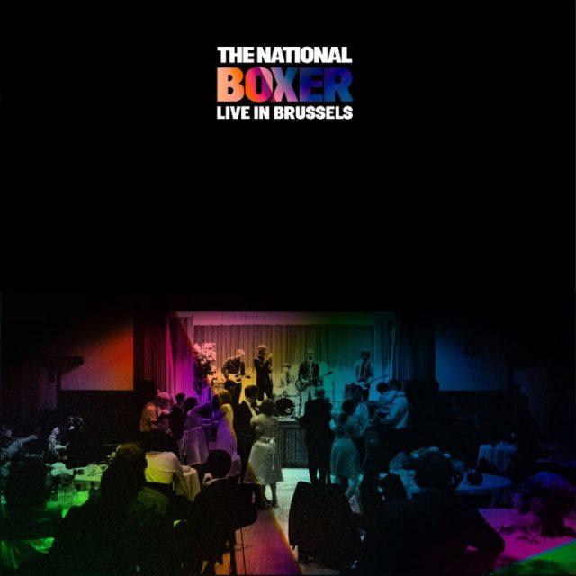Resultado de imagen de 'Boxer (Live In Brussels)'.