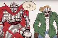 "Czarface & MF DOOM – ""Bomb Thrown"" Video"
