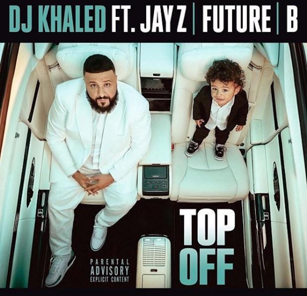 DJ Khaled - Top Off