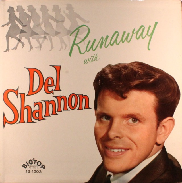 Image result for del shannon runaway single images