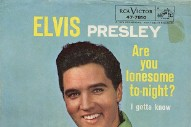 "The Number Ones: Elvis Presley's ""Are You Lonesome Tonight?"""