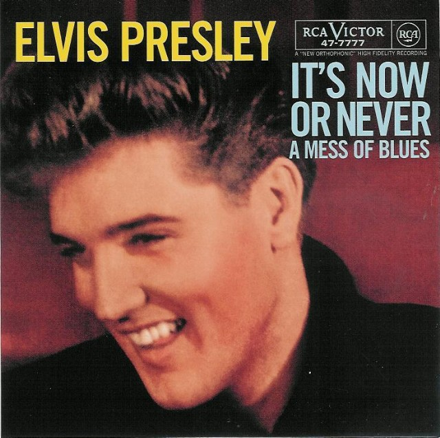 "The Number Ones: Elvis Presley's ""It's Now Or Never"" - Stereogum"