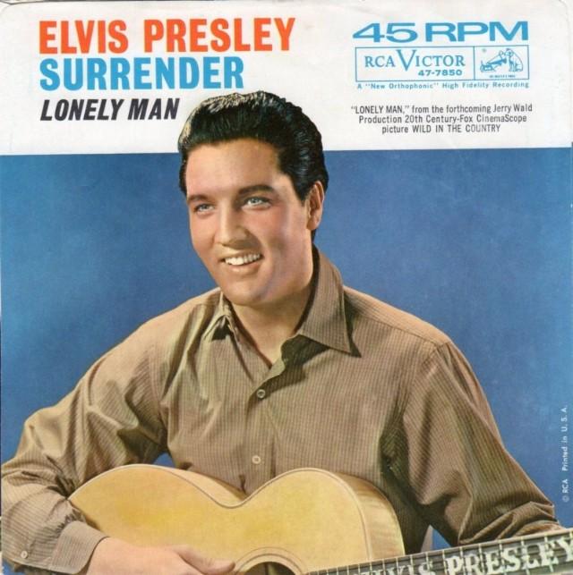 Elvis Presley - Surrender