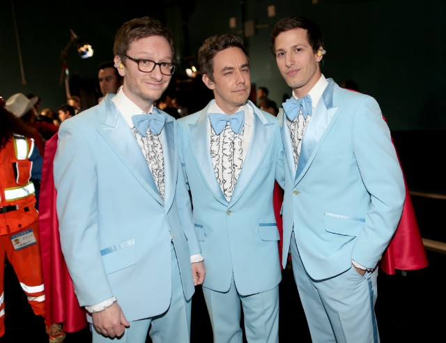 The Lonely Island shares hilarious song they wrote for the Oscars
