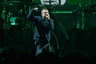 "Watch Gorillaz Debut New Song ""Hollywood"" In Santiago"
