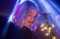 "Watch Phoebe Bridgers Sing ""Flume"" With Bon Iver"