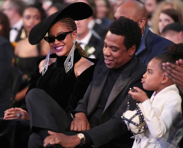 Beyoncé, Jay-Z, Blue Ivy Carter