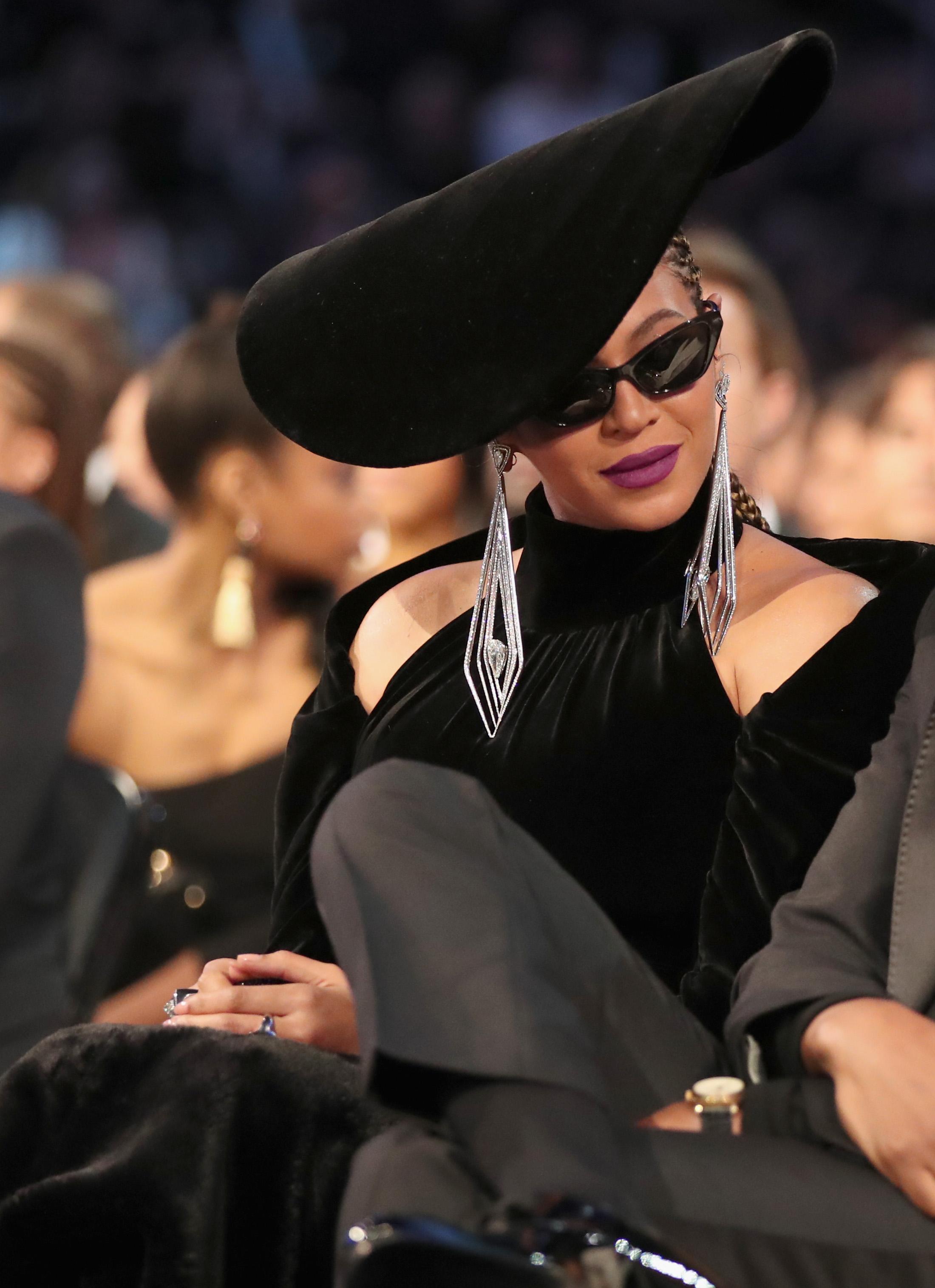 Sanaa Lathan Bit Beyoncé, 'Page Six' Confirms
