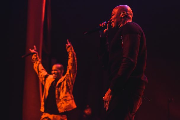Watch Dr. Dre Join Anderson .Paak In London