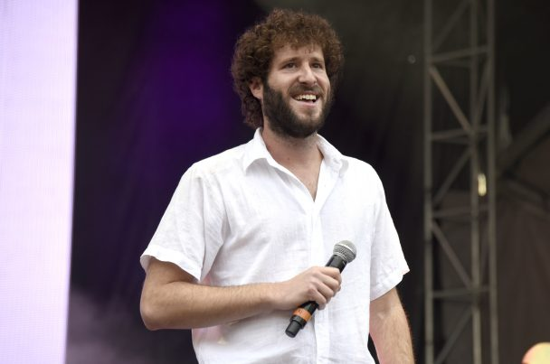 Lil Dicky Is Making A Career Out Of Being Charismatic And