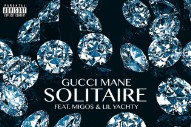 "Gucci Mane – ""Solitaire"" (Feat. Migos & Lil Yachty)"