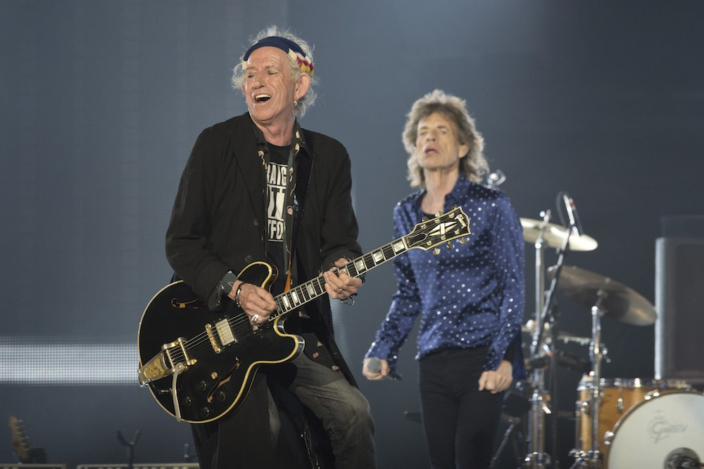 Keith Richards Shades Taylor Swift Again Says Mick Jagger Should Get A Vasectomy Stereogum