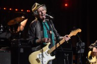Watch Keith Richards, Mavis Staples, Donald Fagen, Emmylou Harris, Norah Jones, More Perform At Love Rocks NYC Benefit