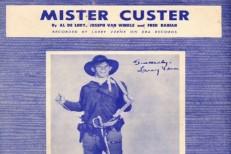 Larry Verne - Mr Custer