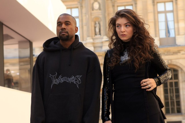 Watch Lorde cover two Kanye West songs in his hometown of Chicago