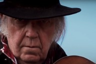 Neil Young Stars In &#038; Soundtracks The Netflix Western <em>Paradox</em>; Watch The Trailer