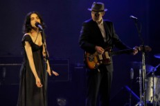 John Parish and PJ Harvey