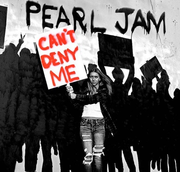 Pearl Jam - Cant Deny Me