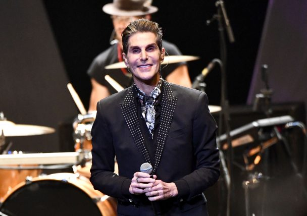 Perry Farrell Is Building An Insane 100m Vegas Show With