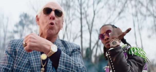 Offset Amp Metro Boomin Ric Flair Drip Video Feat Ric