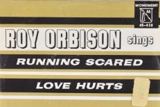 Roy Orbison - Running Scared