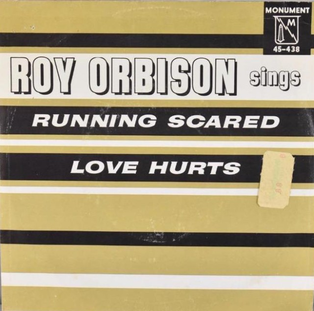 Roy Orbison - Running Scared