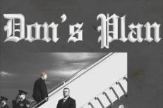 "<em>SNL</em>'s Pete Davidson & Chris Redd Mock Trump With Drake Parody ""Don's Plan"""