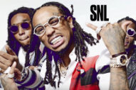 Watch Migos Perform &#8220;Stir Fry&#8221; &#038; &#8220;Narcos&#8221; On <em>SNL</em>