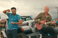 Behold: Sting & Shaggy's Shoutout To Vampire Weekend