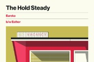 "The Hold Steady – ""Eureka"" & ""Esther"""