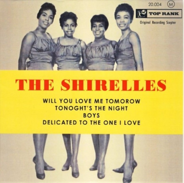 The Number Ones The Shirelles Will You Love Me Tomorrow Stereogum