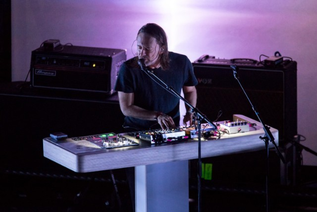 Thom Yorke Performs At The Fox Theater