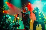 "Watain Guitarist Throws Nazi Salute In Photo, Leaves Band ""For A Period Of Time"""