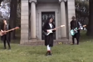 "Wax Idols – ""Mausoleum"" Video"