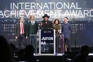 Arcade Fire, Grimes, Alvvays Win At Early Junos Ceremony