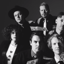 Watch Arcade Fire Perform On, Cameo In SNL