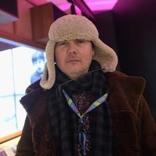 Corgan Talks Politics, D'arcy, Cat Mags In NYT