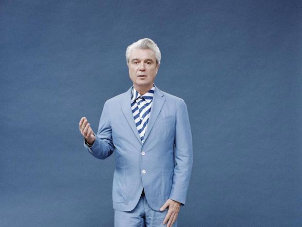 David Byrne: