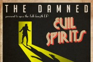 "The Damned – ""Look Left"" & ""Devil In Disguise"""