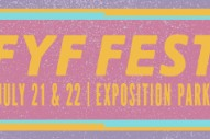 FYF Fest Teases 2018 Lineup With My Bloody Valentine Song