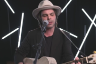 Watch Gaz Coombes' Stripped Down Stereogum Session