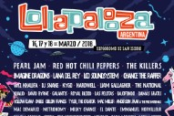 Lollapalooza Argentina Cancels Final Day Due To Weather