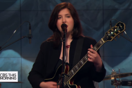 Watch Lucy Dacus Perform Three Songs On <em>CBS This Morning</em>